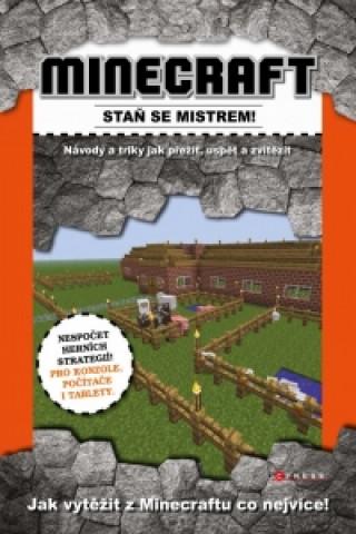 Minecraft Staň se mistrem!