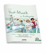 Fest-Musik im Kindergarten, m. Audio-CD