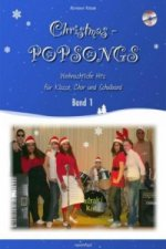 Christmas-Popsongs, m. Audio-CD. Bd.1
