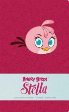 Angry Birds Stella Ruled Journal