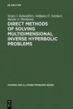 Direct Methods of Solving Multidimensional Inverse Hyperbolic Problems