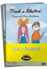 Mach a Šebestová - kolekce 3 DVD