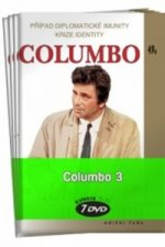 Columbo 3. - 15 - 21 / kolekce 7 DVD