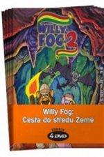 Willy Fog: Cesta do středu Země - kolekce 4 DVD