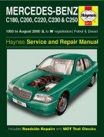 Mercedes-Benz C-Class Petrol & Diesel (93-Aug 01) L to W reg