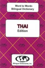 English-Thai & Thai-English Word-to-Word Bilingual Dictionary