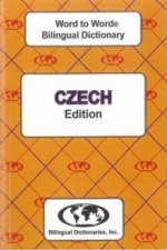 English-Czech & Czech-English Word-to-Word Dictionary