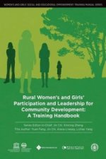 Rural Women's and Girls' Participation and Leadership for Community Development: