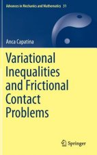 Variational Inequalities and Frictional Contact Problems, 1