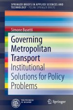 Governing Metropolitan Transport