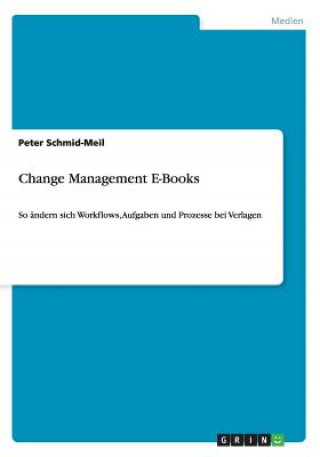 Change Management E-Books