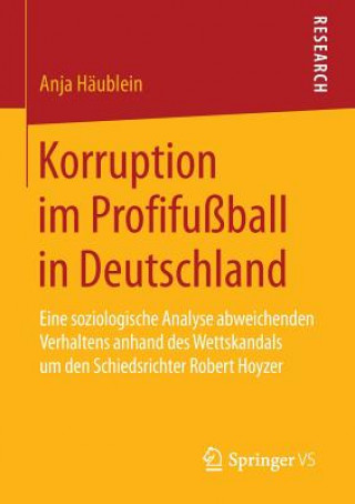 Korruption Im Profifu�ball in Deutschland