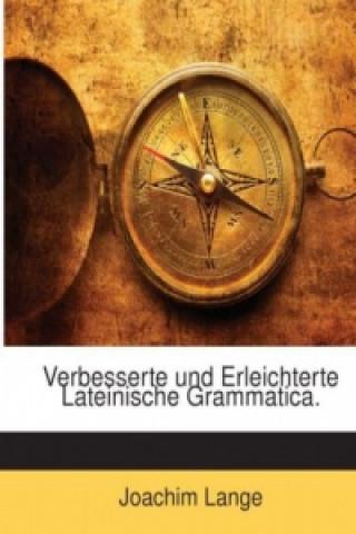 Verbesserte Und Erleichterte Lateinische Grammatica: Mit Einem Paradigmatischen Und Dialogischen Tirocinio
