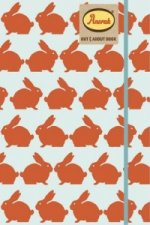 A5 Out & About Notebook (Rabbits)