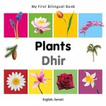 My First Bilingual Book - Plants - English-Somali