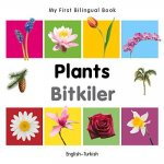 My First Bilingual Book - Plants - English-Turkish