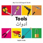 My First Bilingual Book - Tools - English-Arabic