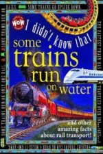 I Didn't Know That...Some Trains Run on Water