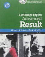 Cambridge English Advanced Result Workbook with Key with Audio CD