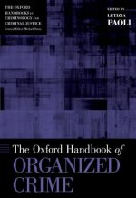 Oxford Handbook of Organized Crime