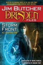 Dresden Files Storm Front, Volume One