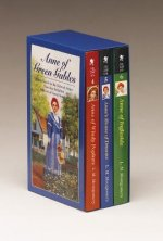 Anne of Green Gables, 3-Book Box Set, Volume II