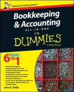Accounting All-in-One for Dummies, UK Edition