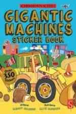 Gigantic Machines Sticker Book