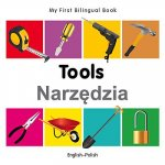 My First Bilingual Book - Tools - English-Polish