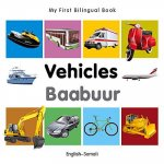 My First Bilingual Book - Vehicles - English-Somali