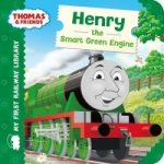My First Railway Library Henry the Smart Green Engine