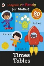 Times Tables: Ladybird I'm Ready for Maths Sticker Workbook