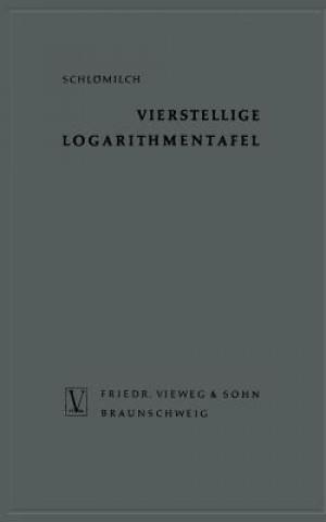 Vierstellige Logarithmentafel
