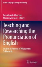 Teaching and Researching the Pronunciation of English, 1