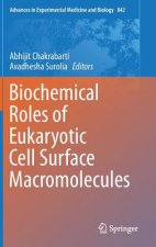 Biochemical Roles of Eukaryotic Cell Surface Macromolecules, 1