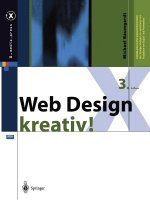 Web Design kreativ!, 1