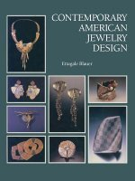 Contemporary American Jewelry Design, 1
