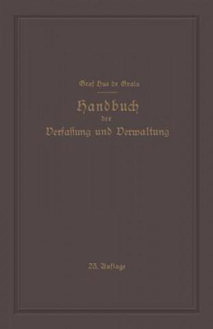 Handbuch der Verfassung und Verwaltung in Preussen und dem Deutschen Reiche