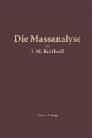 Die Massanalyse