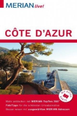 MERIAN live! Reiseführer Nizza Monaco Cannes Saint Tropez