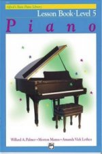 Alfred´s Basic Piano Course Lesson Book, Bk 5