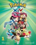 Pokemon X*Y, Vol. 1