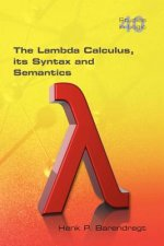 Lambda Calculus. Its Syntax and Semantics