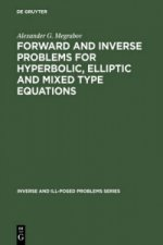 Forward and Inverse Problems for Hyperbolic, Elliptic and Mixed Type Equations