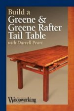 Greene & Greene Rafter Tail Table