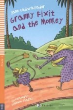Granny Fixit and the Monkey, m. Audio-CD