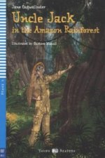 Uncle Jack in the Amazon Rainforest, m. Audio-CD
