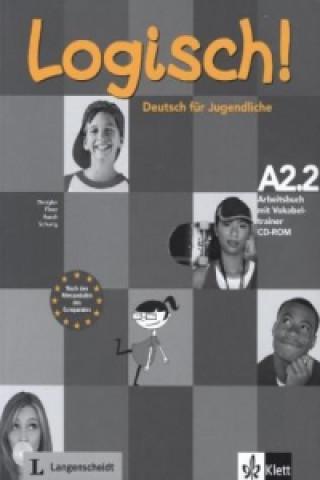 Arbeitsbuch mit Vokabeltrainer CD-ROM