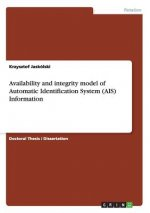 Availability and integrity model of Automatic Identification System (AIS) Information