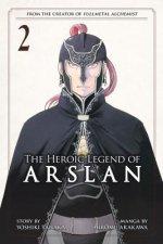 Heroic Legend Of Arslan 2